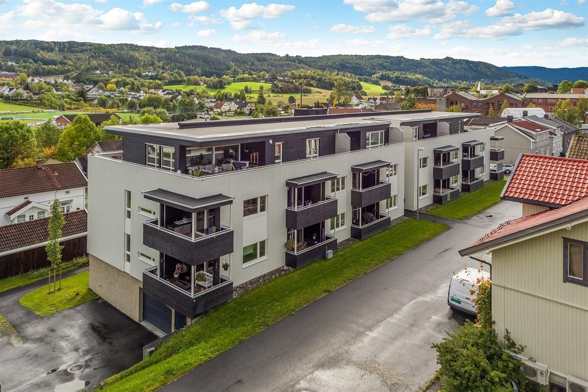 Meglerhuset & Partners Drammen - Leilighet - 2 800 000,-