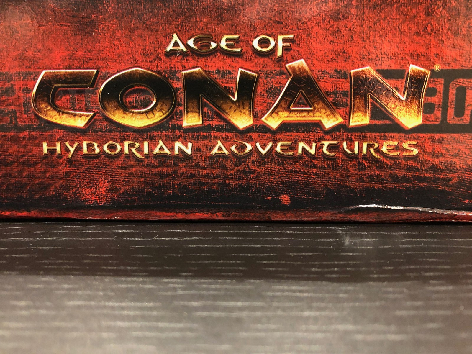 Age of Conan Collectors Edition - Oslo  - Selger Age of Conan limited Collectors Edition, så godt som ubrukt.