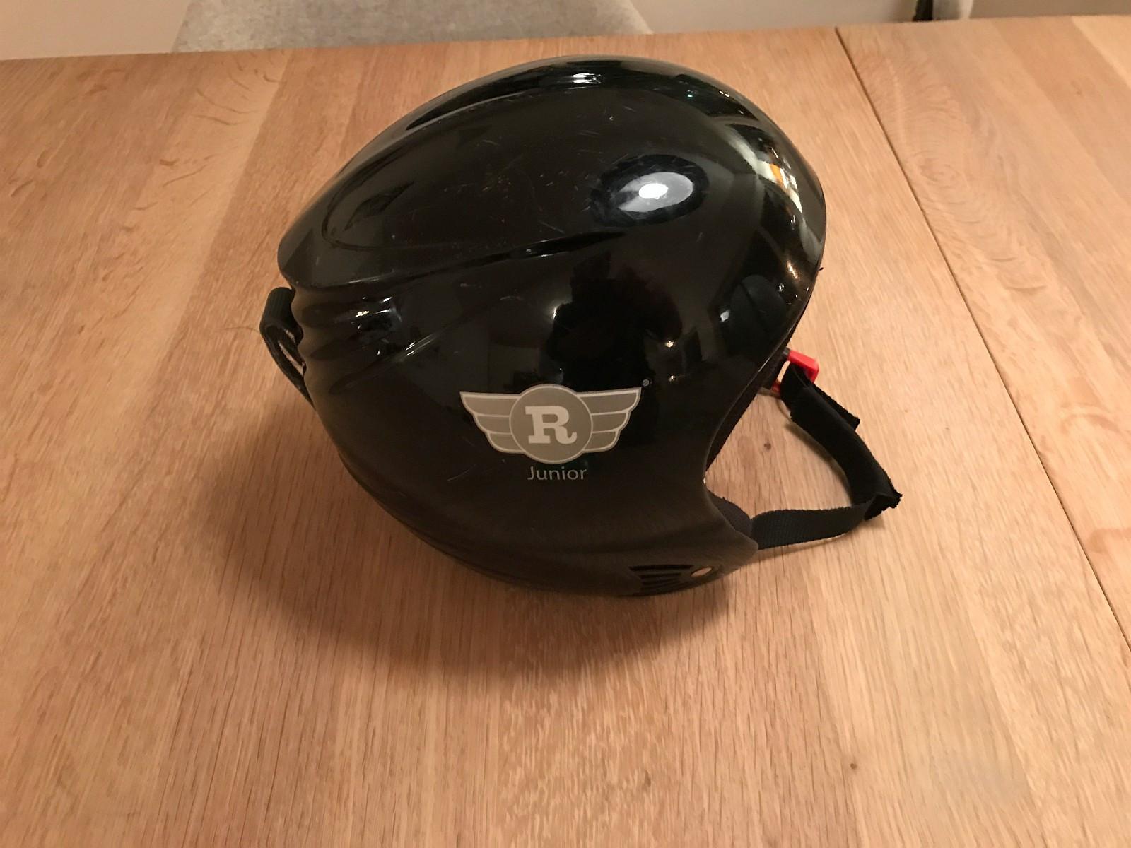 Alpin hjelm barn 5-8 - Eidsvågneset  - Alpin hjelmer til barn på ca 5-8 år. - Eidsvågneset