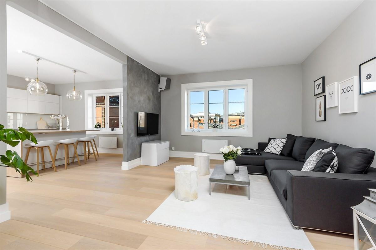 Leilighet - Uranienborg - Majorstuen - oslo - 10 500 000,- - Schala & Partners