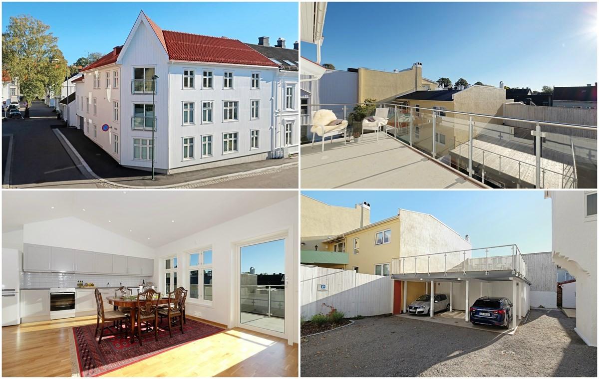 Leilighet - tønsberg - 4 890 000,- - Bakke Sørvik & Partners