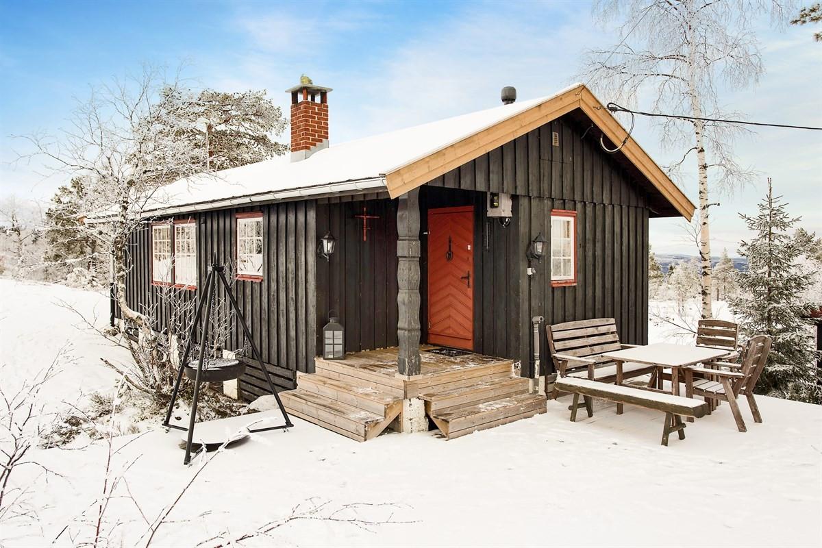 Hytte - passebekk - 1 080 000,- - Leinæs & Partners