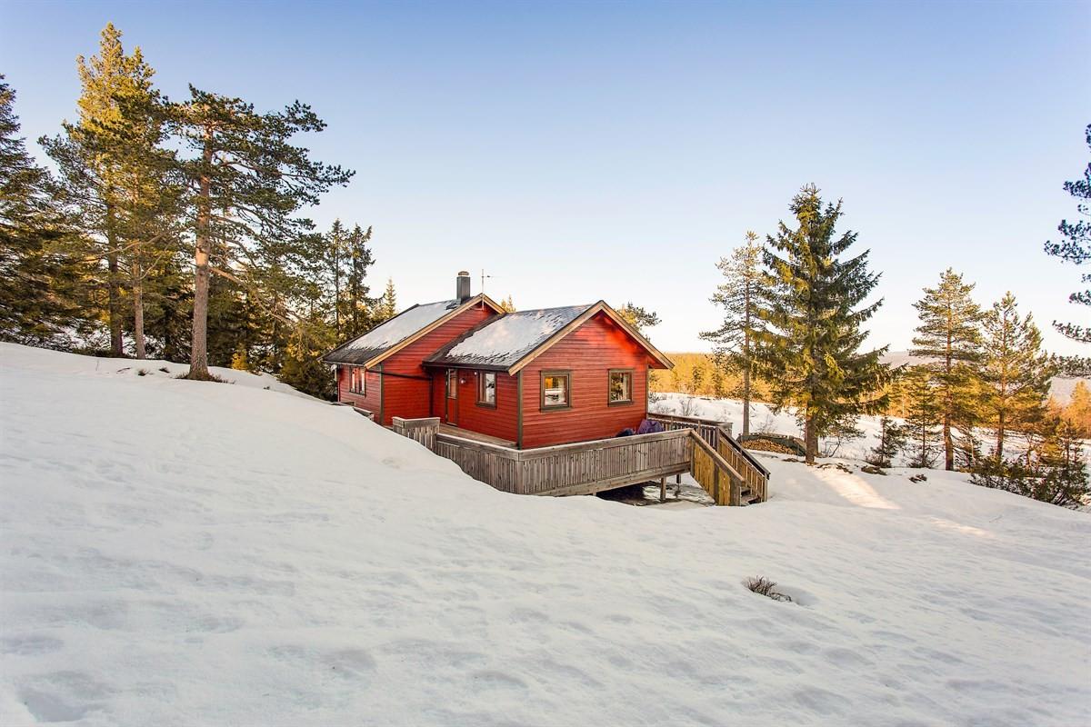 Hytte - passebekk - 1 750 000,- - Leinæs & Partners