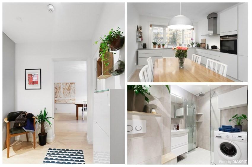 Leilighet - St. Hanshaugen - Ullevål - oslo - 6 100 000,- - Schala & Partners