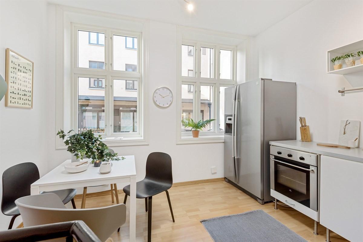 Leilighet - Grünerløkka - Sofienberg - oslo - 3 250 000,- - Schala & Partners