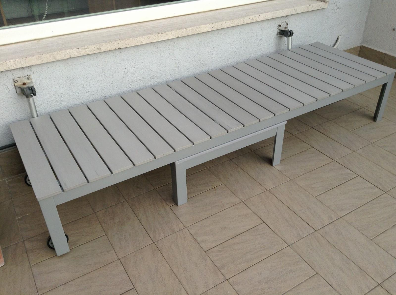 Modernistisk Ønsker å kjøpe Falster solseng fra Ikea | FINN.no UT-21