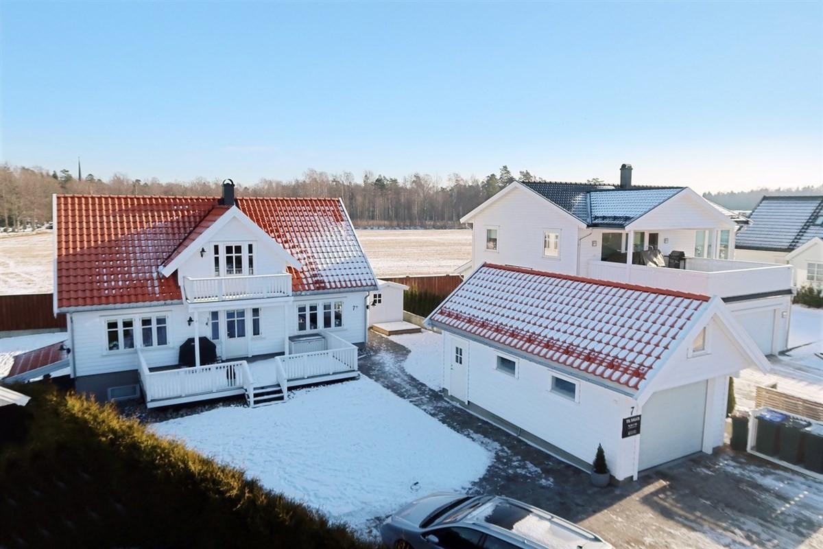 Enebolig - tønsberg - 5 870 000,- - Bakke Sørvik & Partners