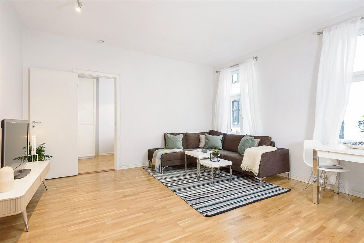 Leilighet - St. Hanshaugen - Ullevål - oslo - 3 450 000,- - Schala & Partners