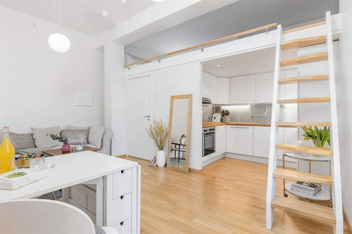 Leilighet - Gamle Oslo - oslo - 2 350 000,- - Schala & Partners