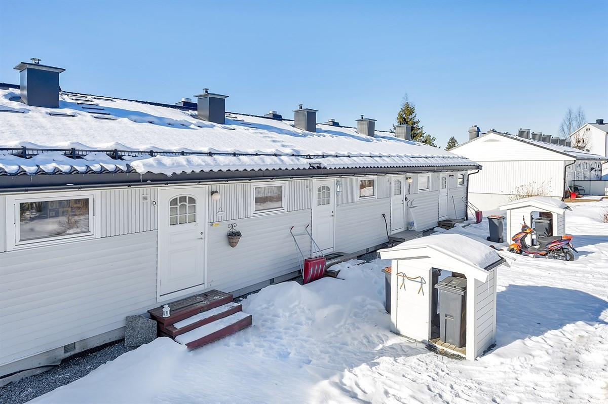 Rekkehus - raufoss - 1 190 000,- - Gjestvang & Partners