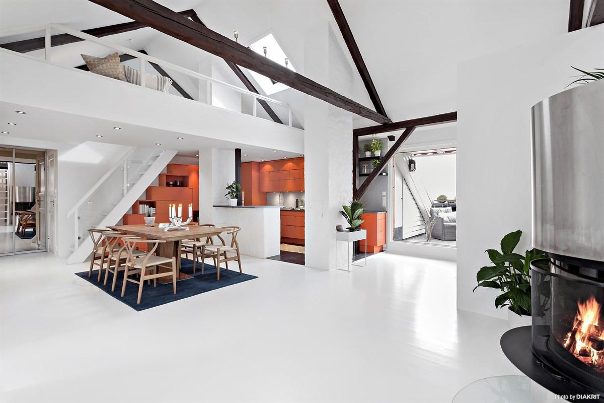 Leilighet - Homansbyen - Bislett - oslo - 7 500 000,- - Schala & Partners
