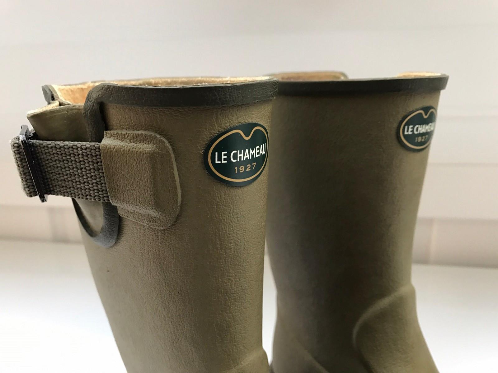 Le chameau gummistøvler | FINN.no