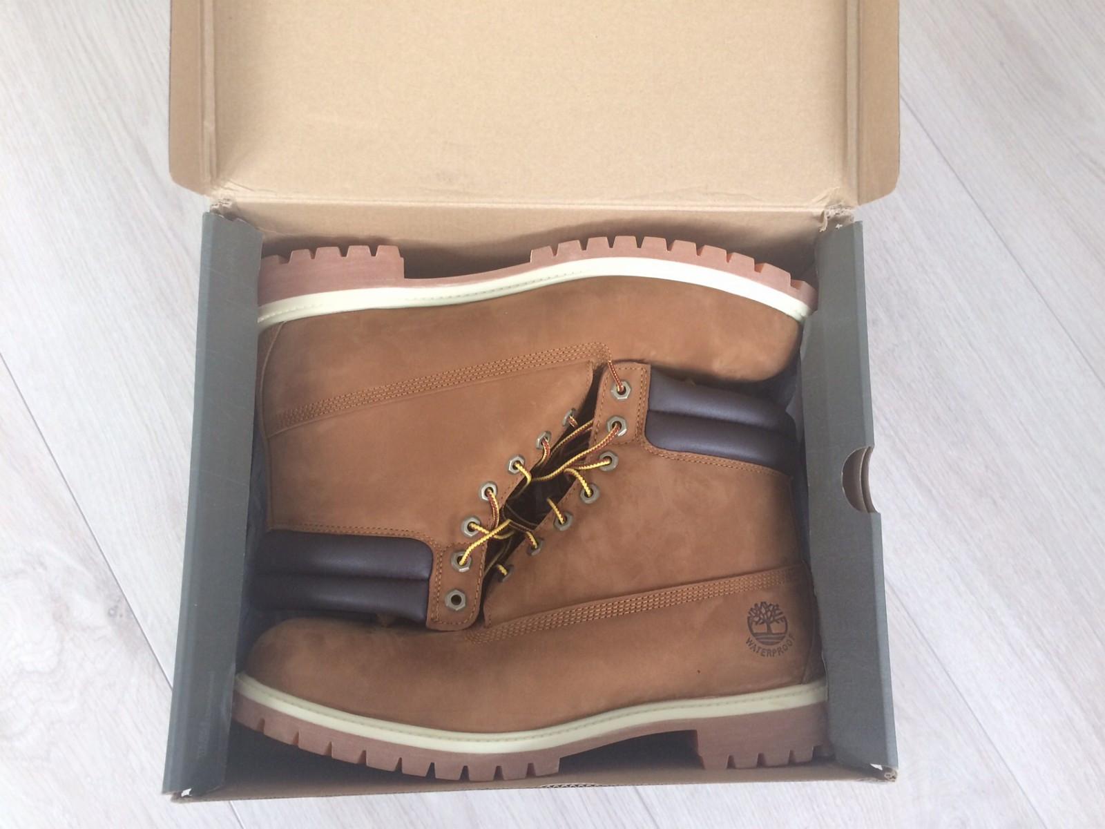 Splitter nye Timberland Boots | FINN.no