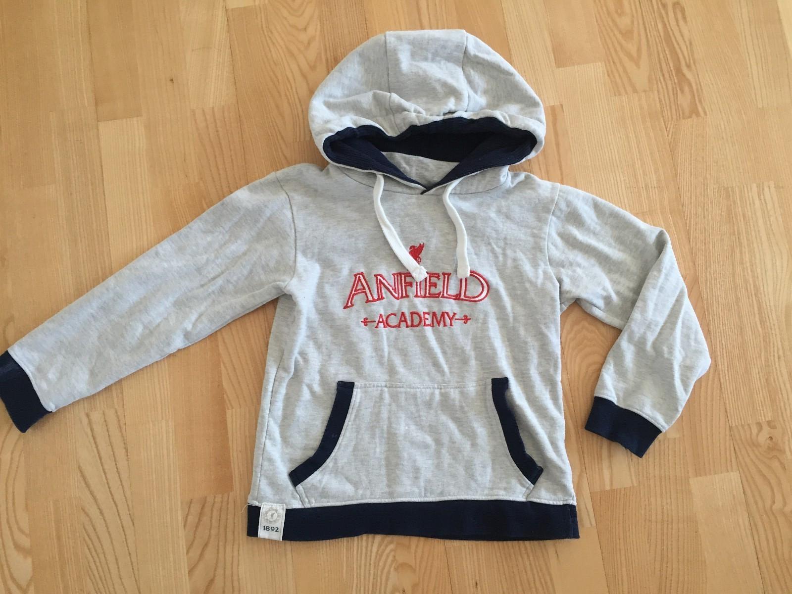 Liverpool-genser str 7-8 år - Drammen  - Liverpool-fan? Da er denne genseren helt topp