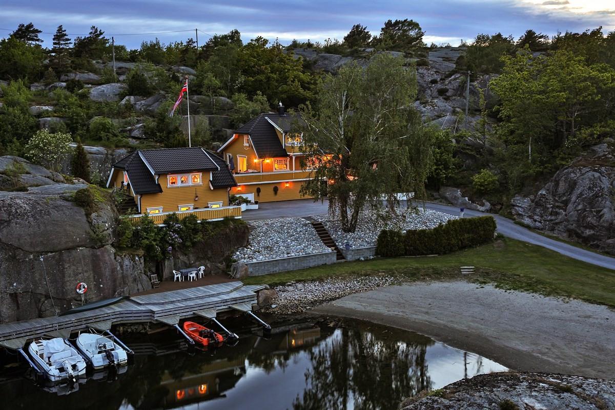 Enebolig - vesterøy - 15 000 000,- - Møller & Partners