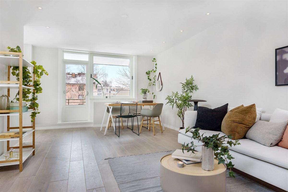 Leilighet - Nordstrand - oslo - 4 000 000,- - Schala & Partners