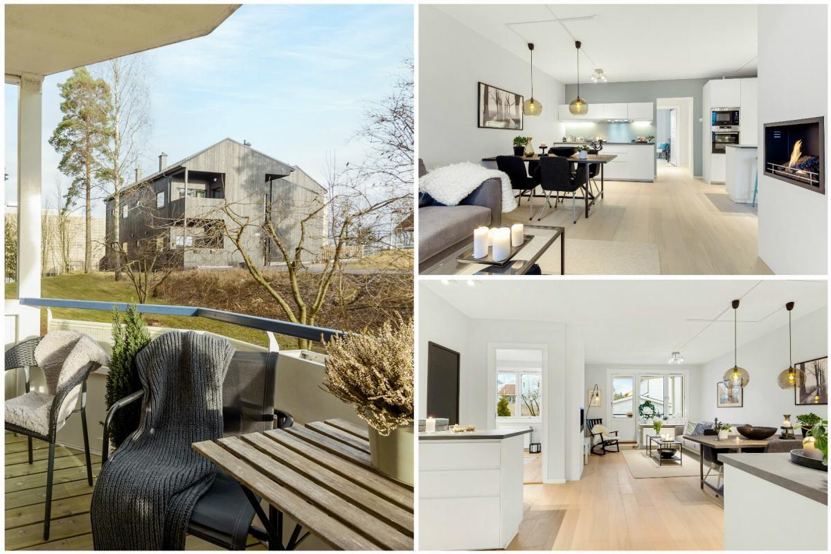Leilighet - Ekeberg - Bekkelaget - oslo - 3 560 000,- - Schala & Partners