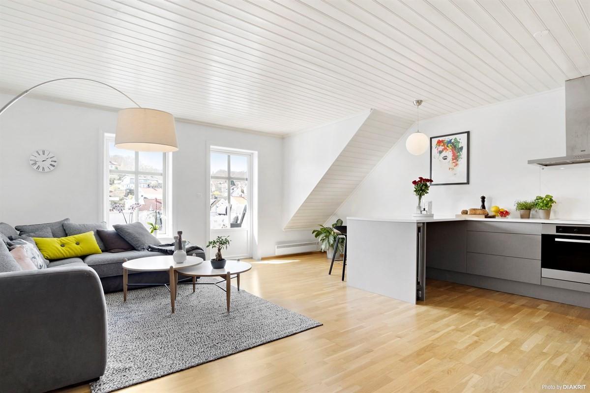 Leilighet - larvik - 2 750 000,- - Leinæs & Partners