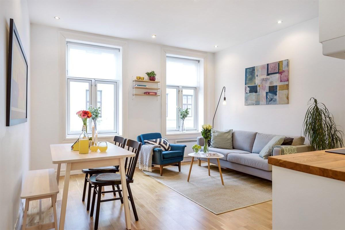 Leilighet - Grünerløkka - Sofienberg - oslo - 2 600 000,- - Schala & Partners