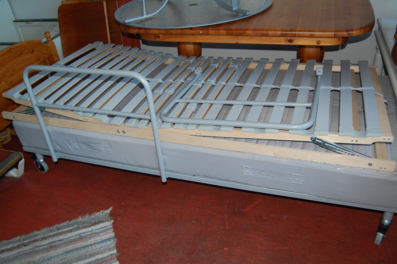Seriøst Regulerbar seng fra Ikea | FINN.no TJ-06