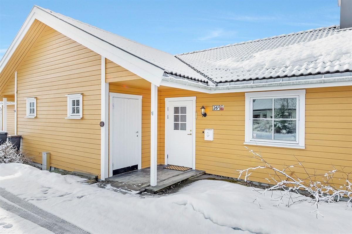 Rekkehus - raufoss - 1 090 000,- - Gjestvang & Partners