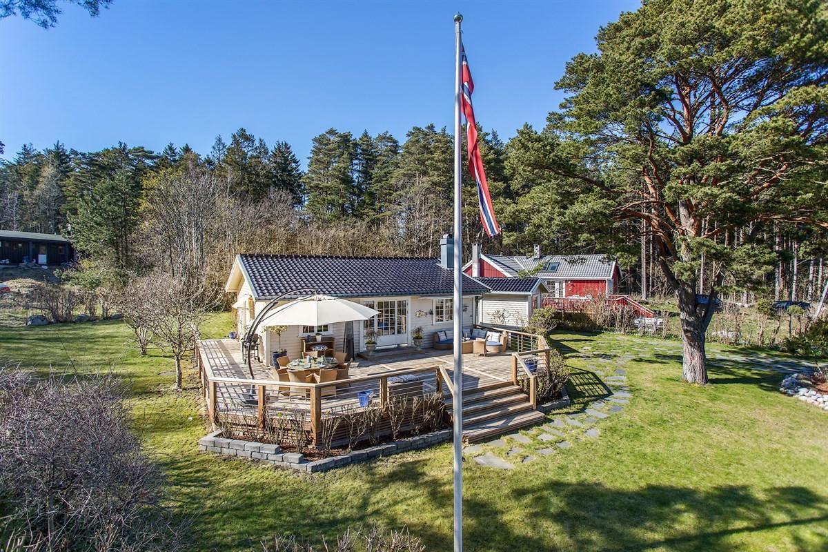 Hytte - nevlunghavn - 4 650 000,- - Leinæs & Partners