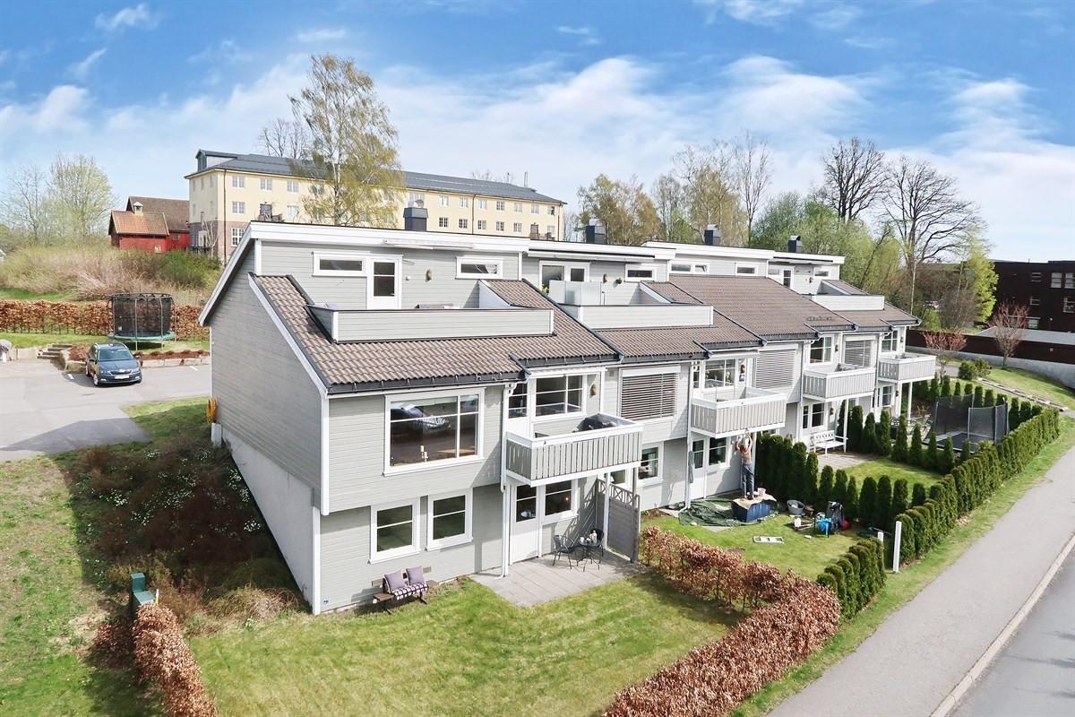 Rekkehus - tolvsrød - 3 650 000,- - Bakke Sørvik & Partners