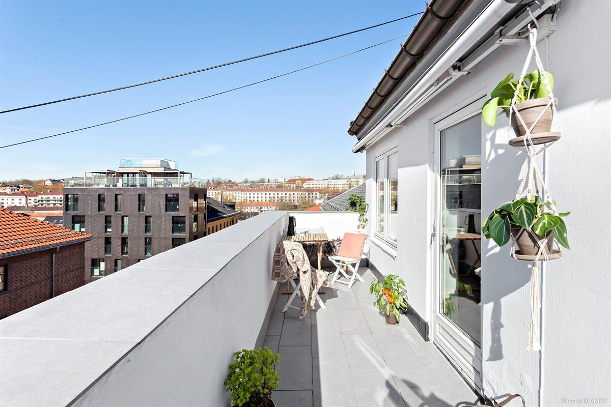 Leilighet - St. Hanshaugen - Ullevål - oslo - 5 500 000,- - Schala & Partners