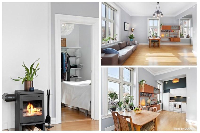 Schala & Partners Sagene - Leilighet - Gamle Oslo - 3 500 000,-