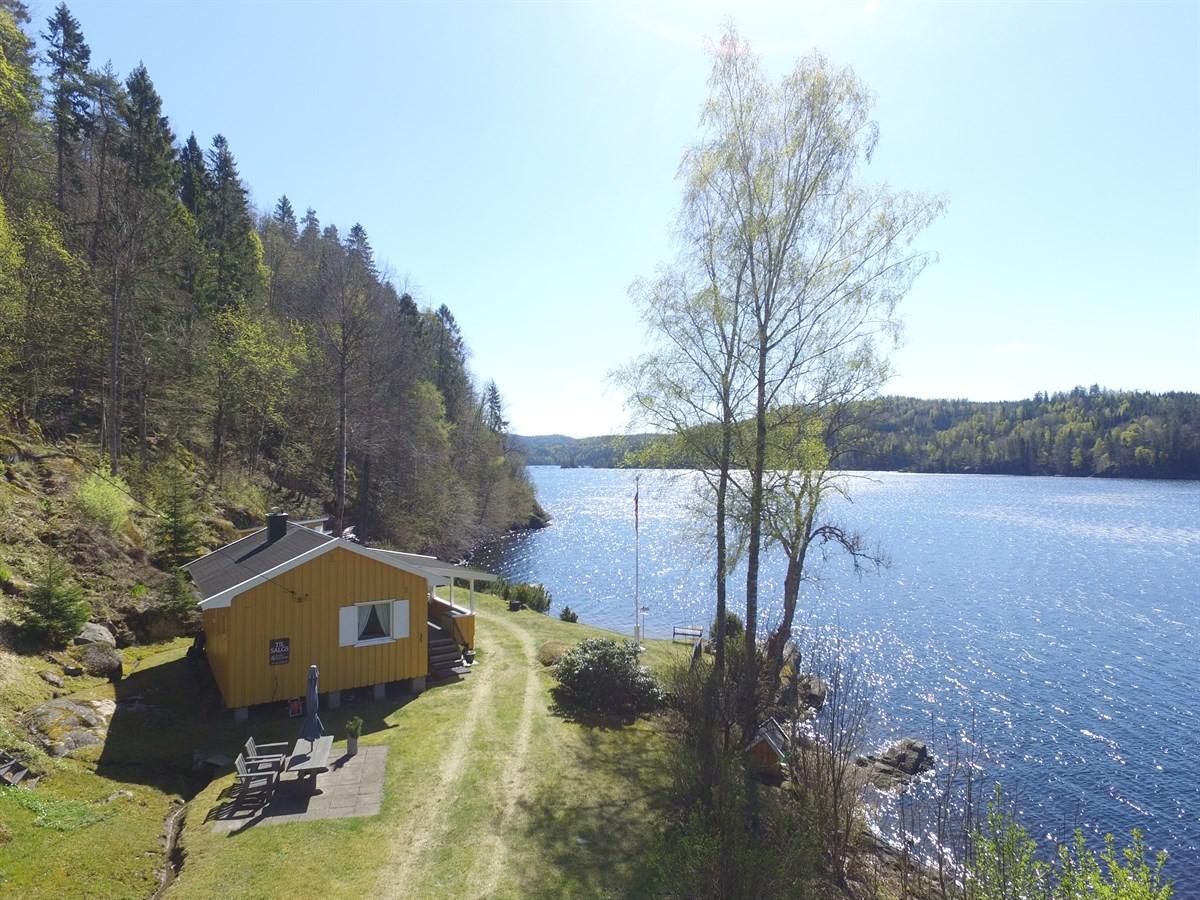 Leinæs & Partners Larvik - Hytte - 2 790 000,-