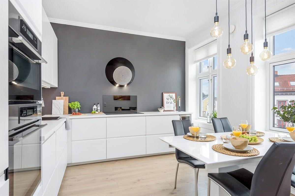 Schala & Partners Carl Berner - Leilighet - Gamle Oslo - 4 000 000,-