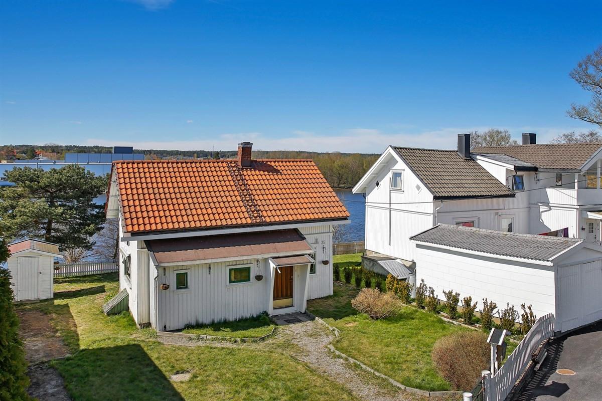 Møller & Partners Fredrikstad - Enebolig - 1 300 000,-
