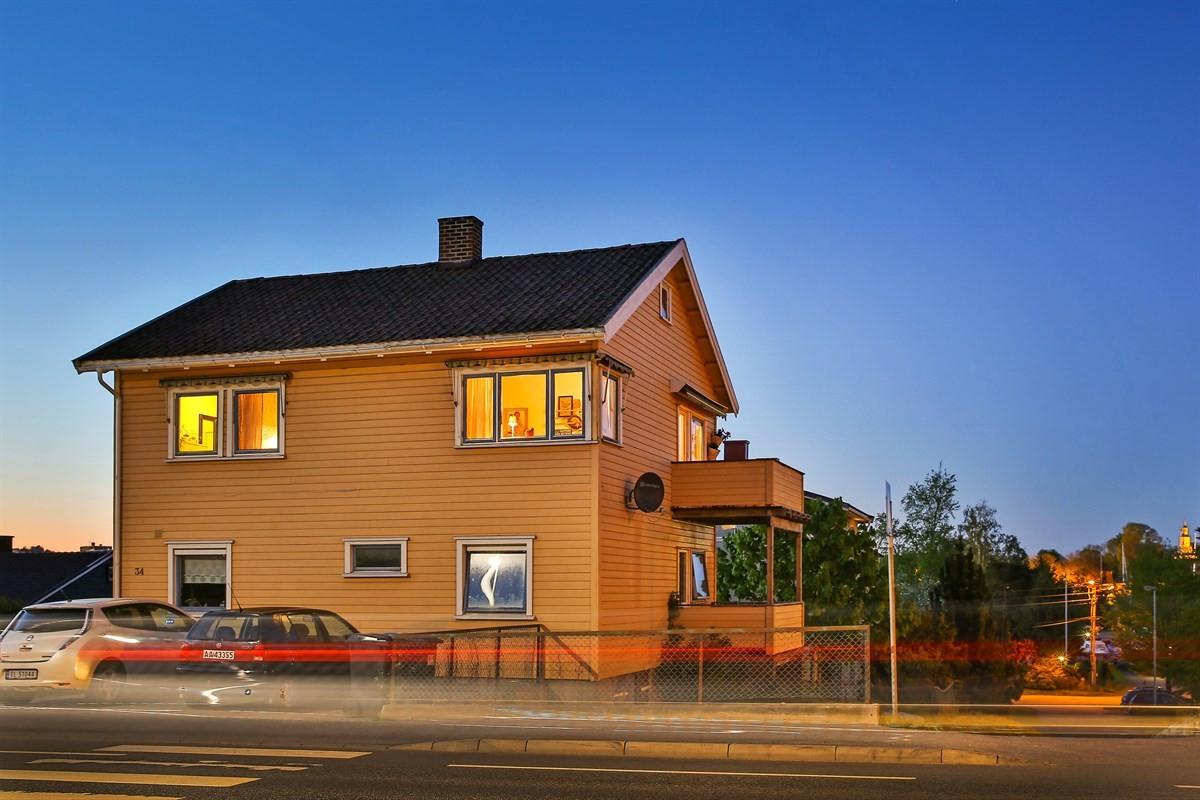 Møller & Partners Fredrikstad - Enebolig - 1 850 000,-