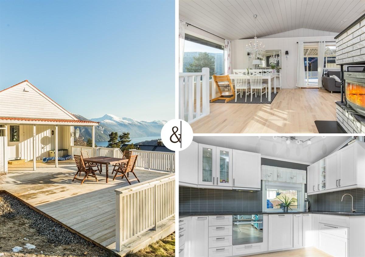 Aursnes & Partners Sykkylven / Stranda - Enebolig - 2 490 000,-