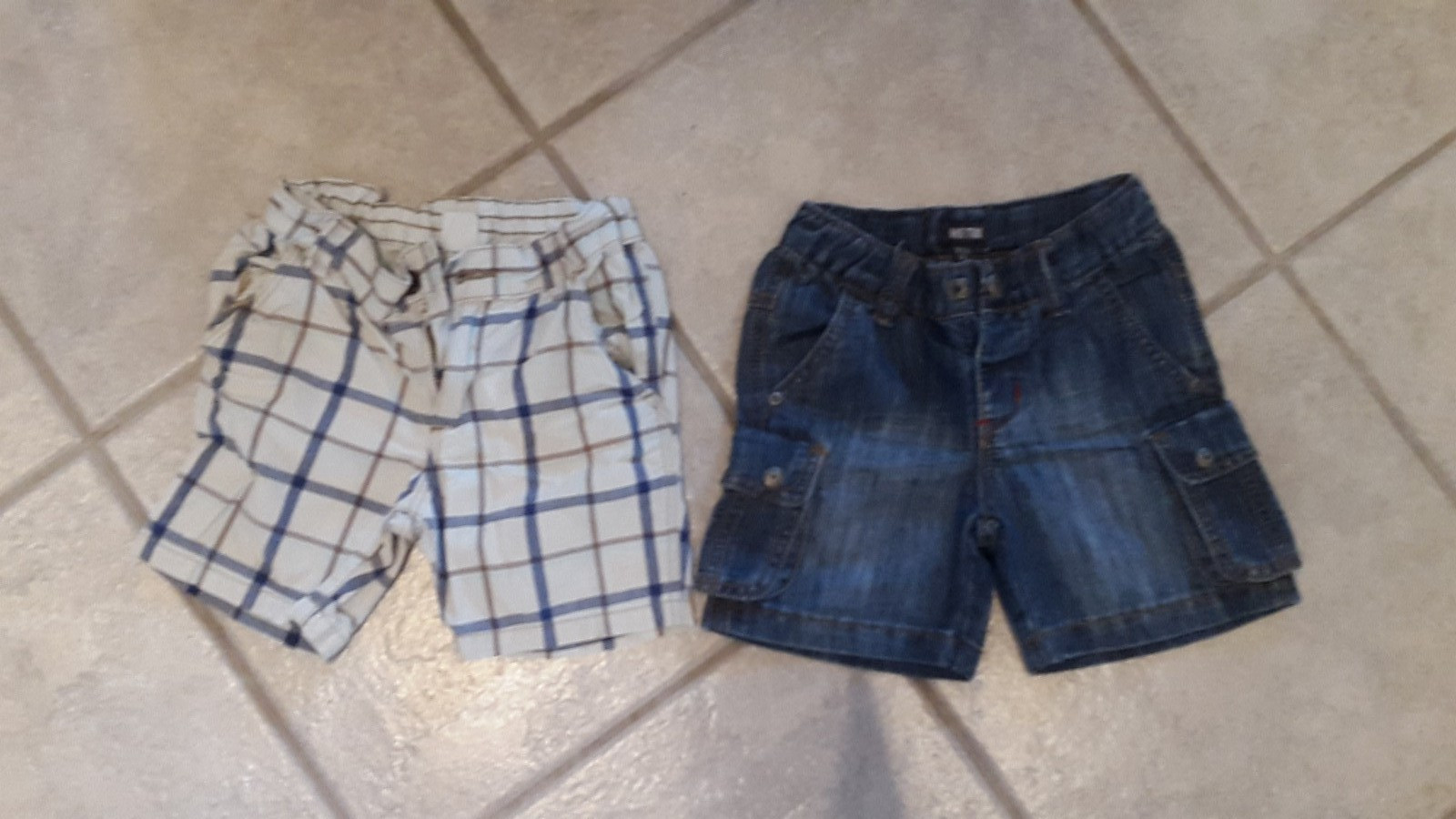 Shorts gutt str 86 - Oslo  - Shorts fra Me Too og shorts fra HM - Oslo