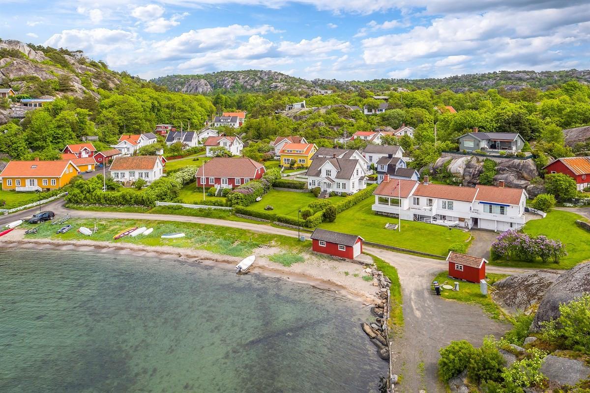 Leinæs & Partners Larvik - Enebolig - 6 450 000,-