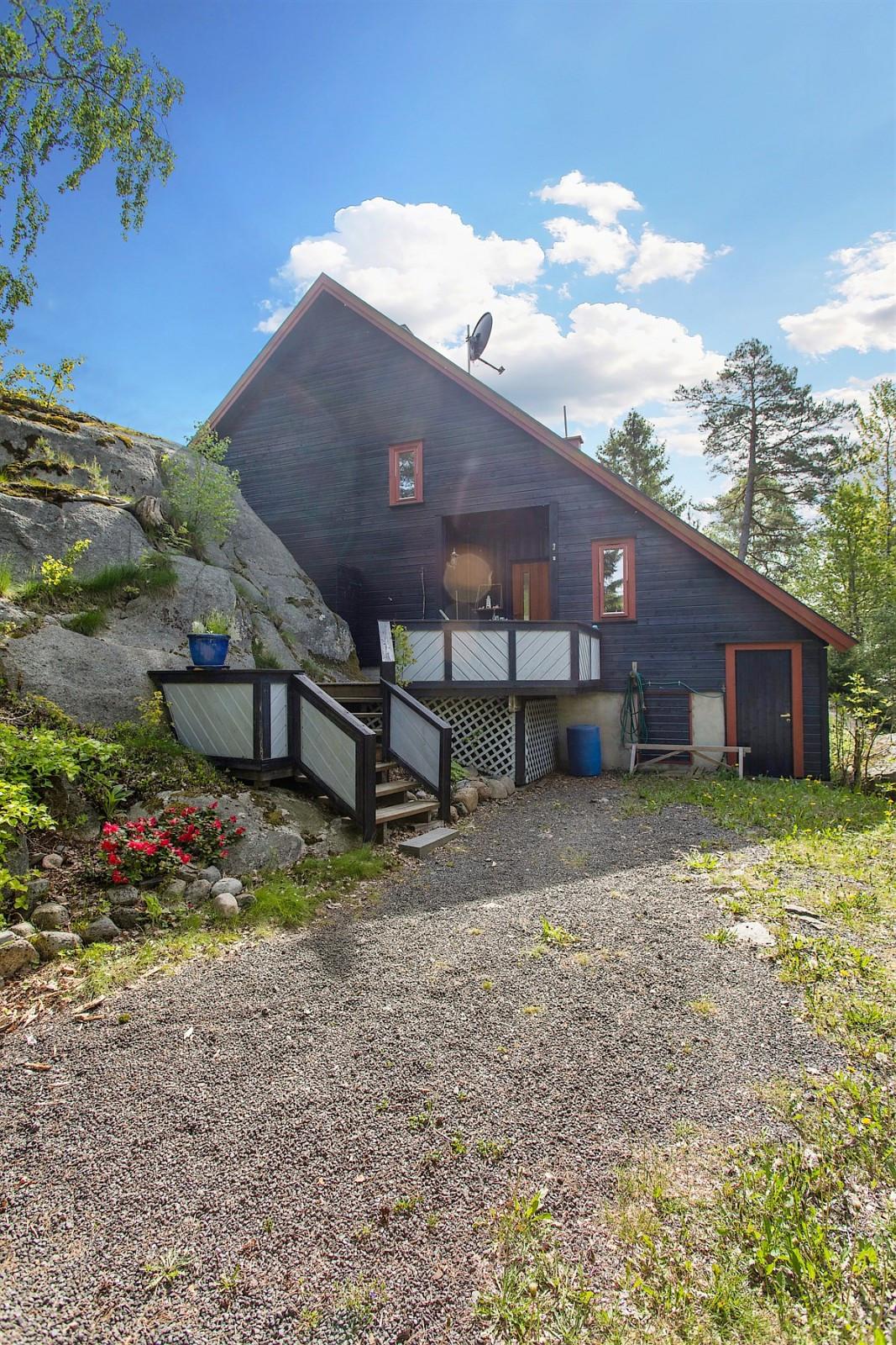 Leinæs & Partners Larvik - Hytte - 2 400 000,-