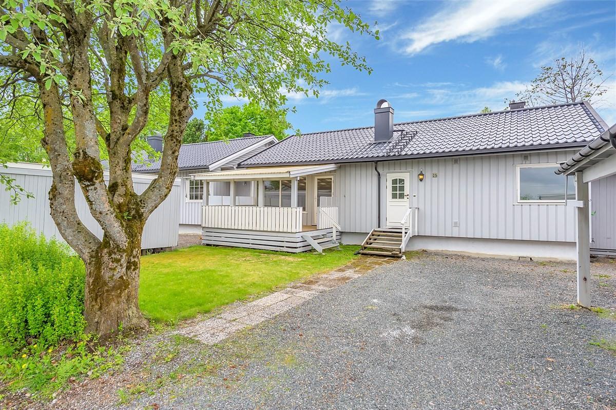 Rekkehus - gjøvik - 1 890 000,- - Gjestvang & Partners