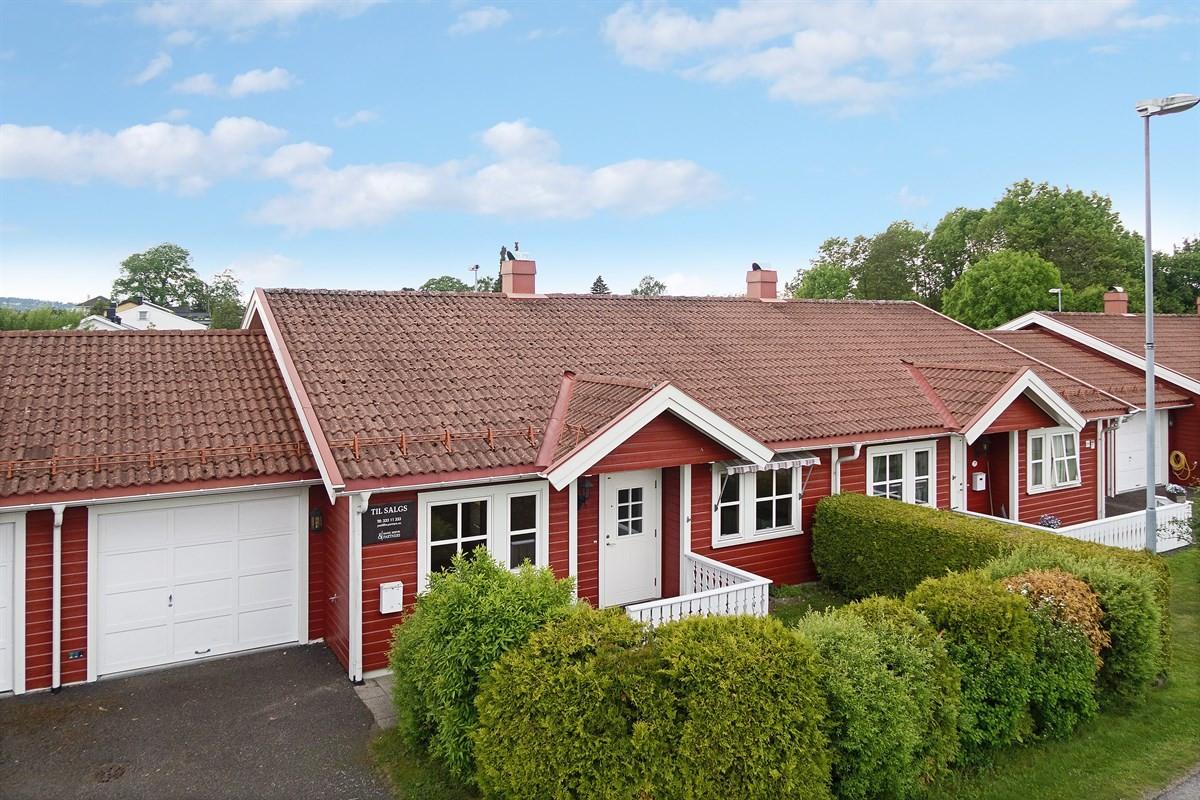 Rekkehus - tønsberg - 2 690 000,- - Bakke Sørvik & Partners