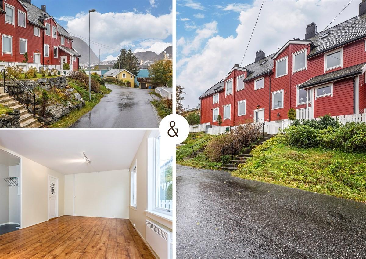 Aursnes & Partners Sykkylven / Stranda - Leilighet - 1 180 000,-