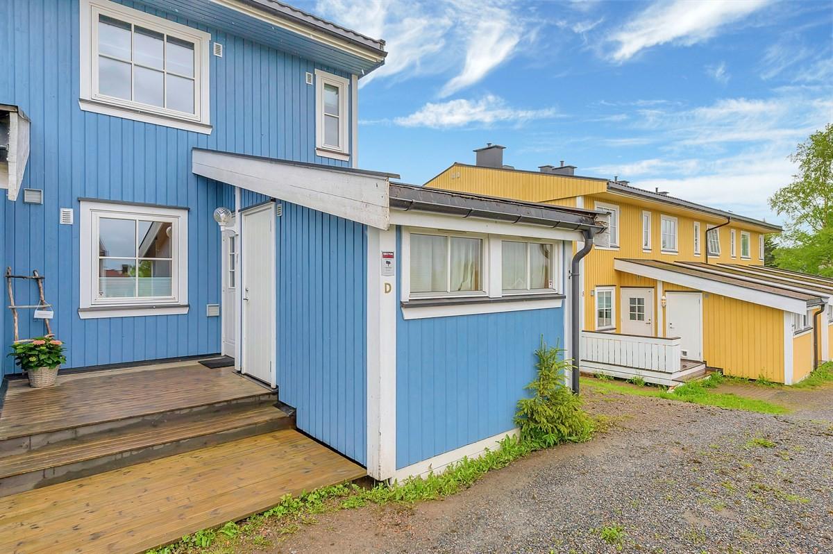 Rekkehus - gjøvik - 2 250 000,- - Gjestvang & Partners