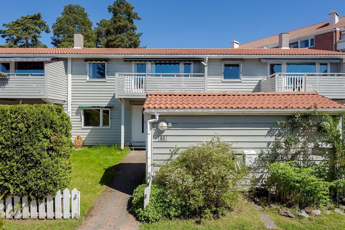 Rekkehus - Søndre Nordstrand - oslo - 3 900 000,- - Schala & Partners