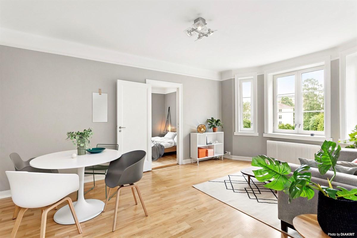 Schala & Partners Sagene - Leilighet - St. Hanshaugen - Ullevål - 4 900 000,-