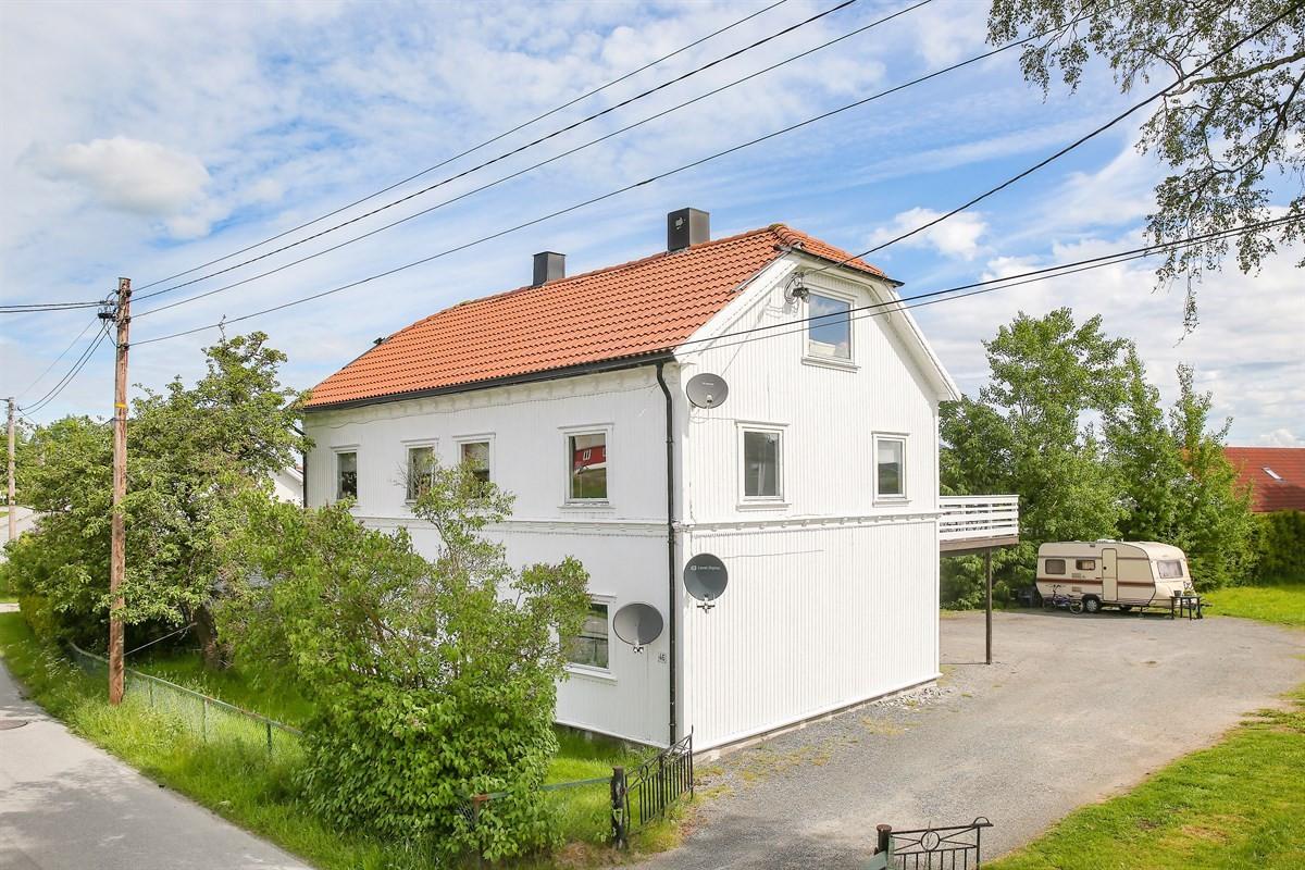 Tomannsbolig - rolvsøy - 3 700 000,- - Møller & Partners