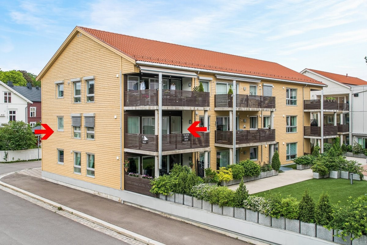 Bakke Sørvik & Partners Tønsberg - Leilighet - 3 850 000,-