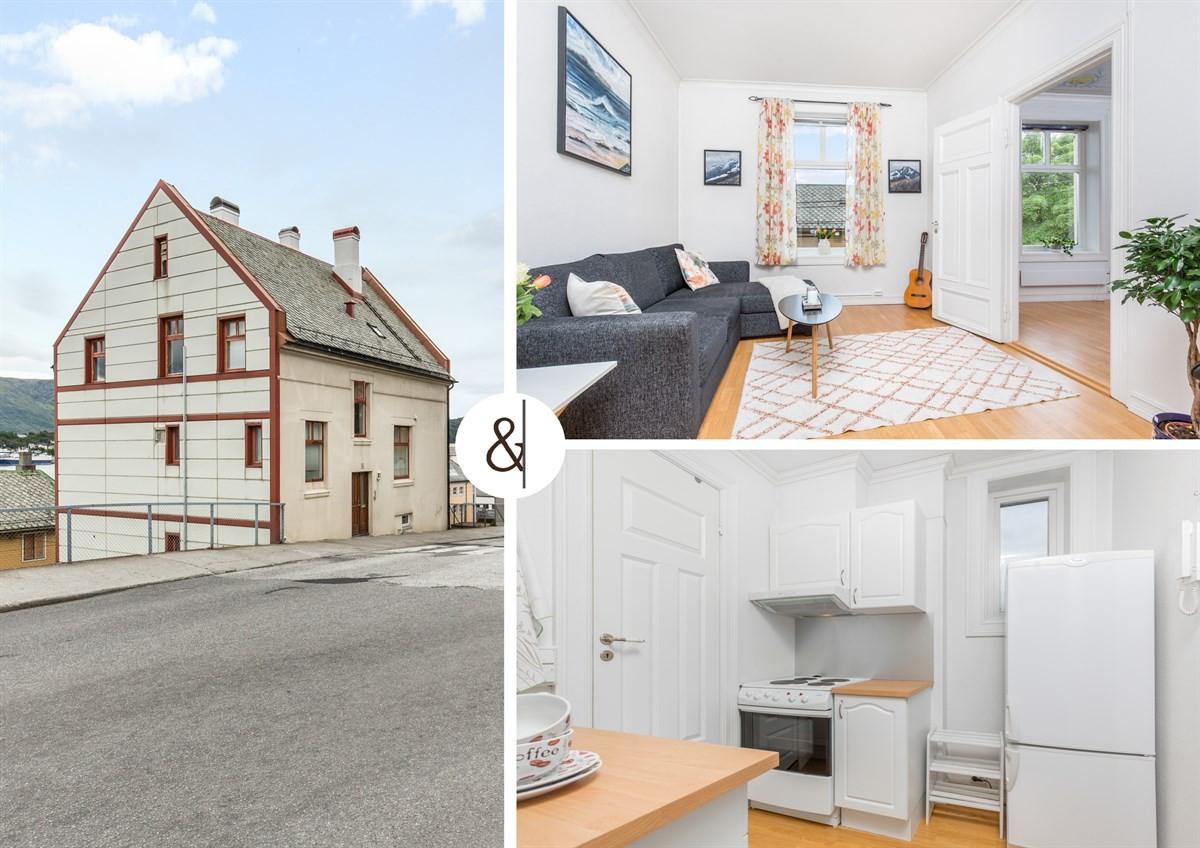 Aursnes & Partners Sykkylven / Stranda - Leilighet - 1 150 000,-