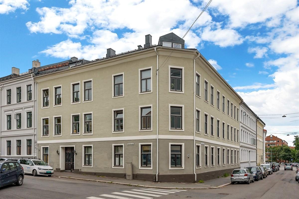 Leilighet - Sagene - Torshov - oslo - 2 500 000,- - Schala & Partners