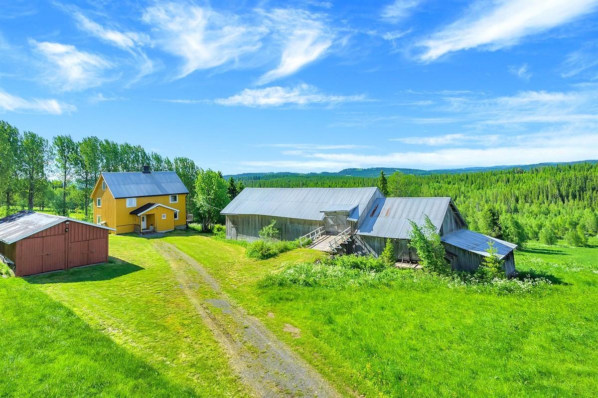 Landbrukseiendom - øvre snertingdal - 1 000 000,- - Gjestvang & Partners