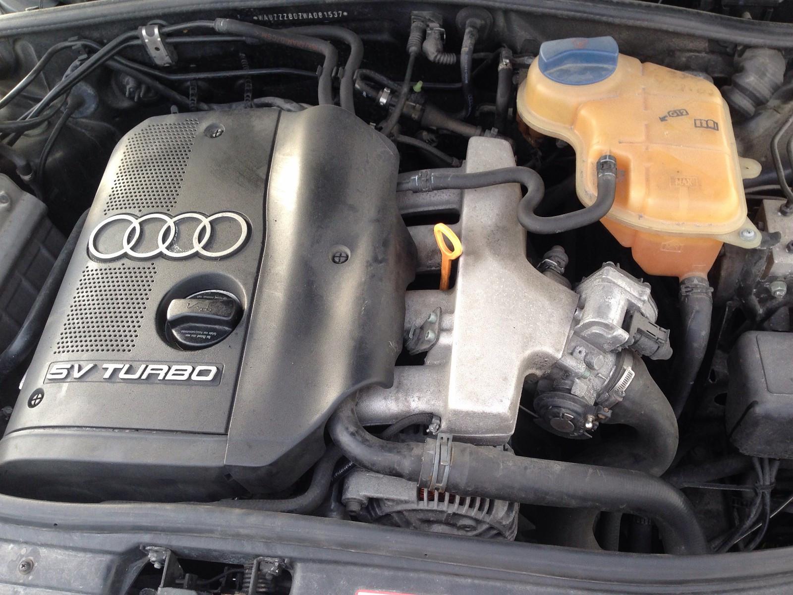 Audi A4 B5 1.8T, 1.9TDI, 1.6 Deler ! - Sandefjord  - Audi A4 B5 1.8T, 1.9TDI, 1.6 Deler !   Har mye deler til Audi A4 B5 !  1.9TDI og 1.8T motor er solgt. 1.6 motor selger i deler !   Girkasse fra 1.6 med girkasse kode er DHE (Manuell)  - Sandefjord