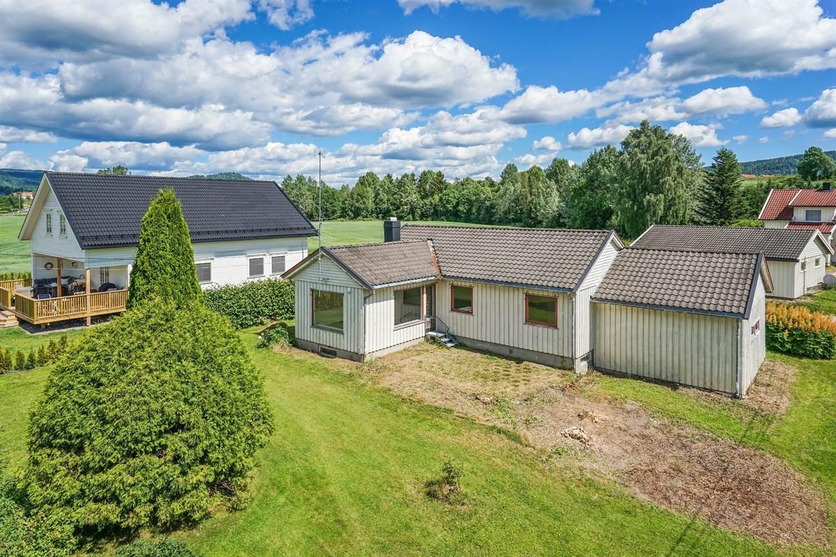 Leinæs & Partners Larvik - Enebolig - 850 000,-